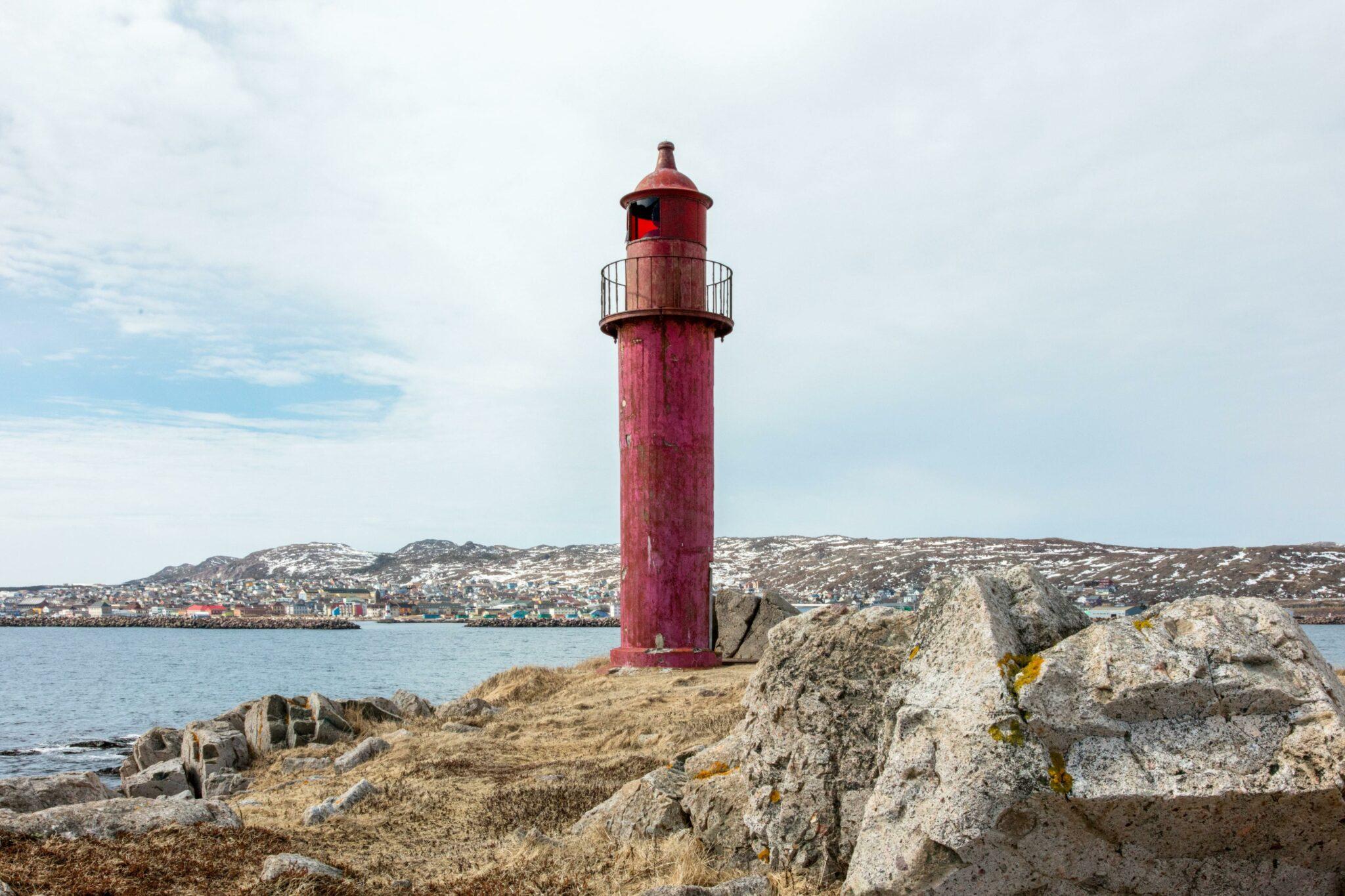 Et de l'autre côté de l'Atlantique, Saint-Pierre et Miquelon
