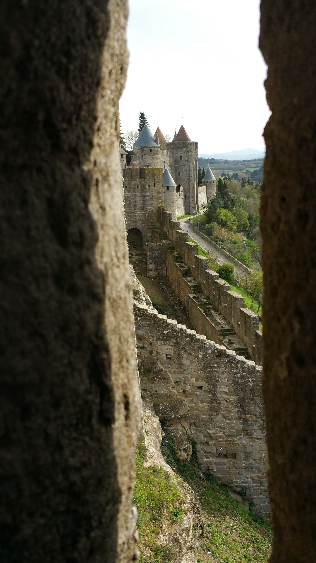 Rempars Carcassonne