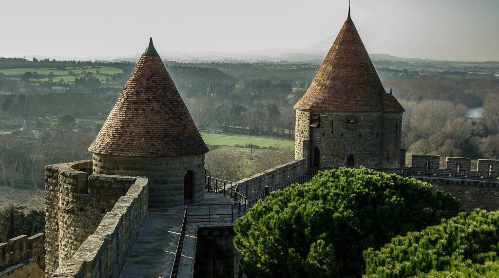 Carcassonne, entre rêverie et histoire tragique
