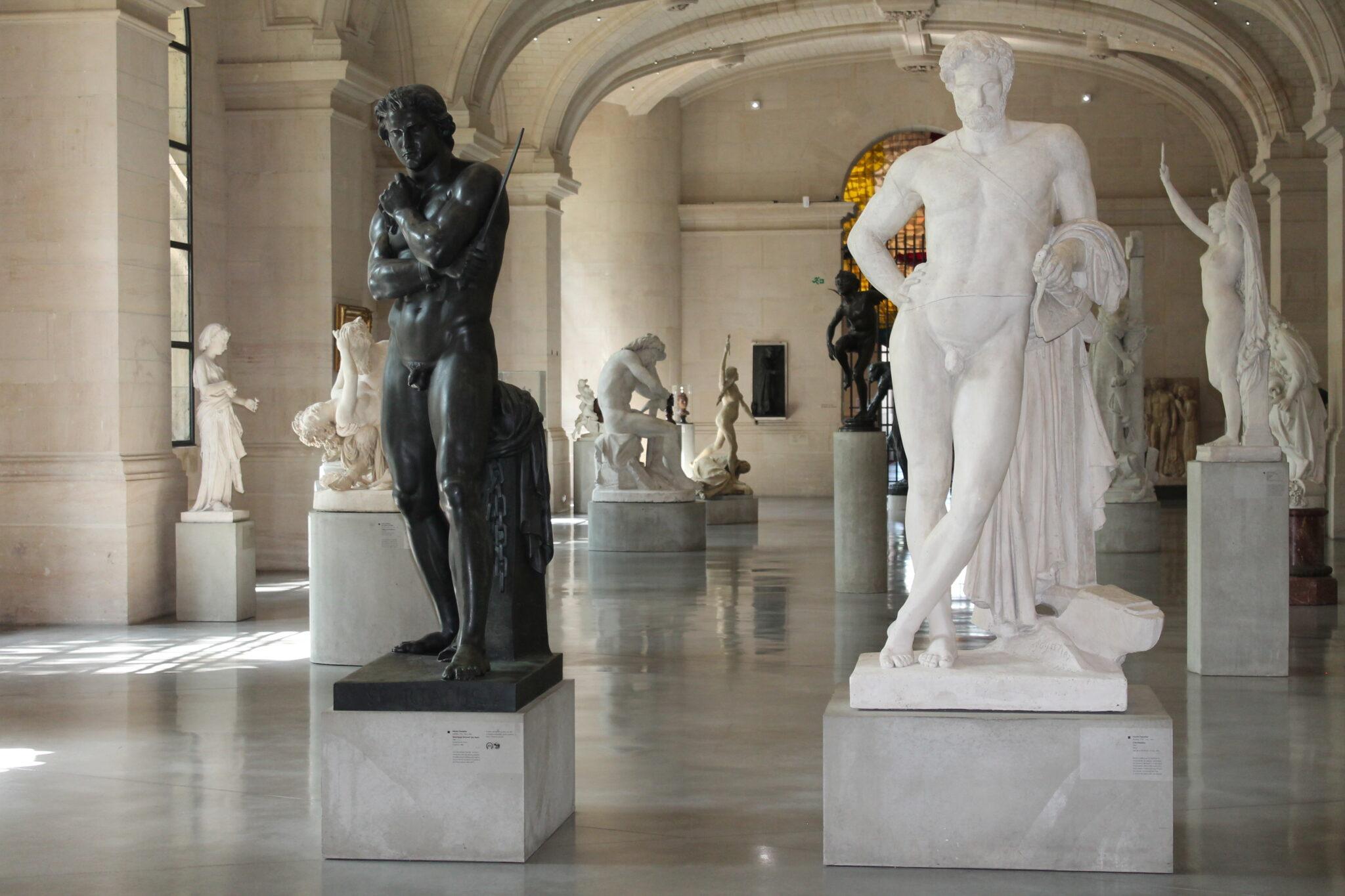 Palais des Beaux arts de Lille, un écrin pour les oeuvres