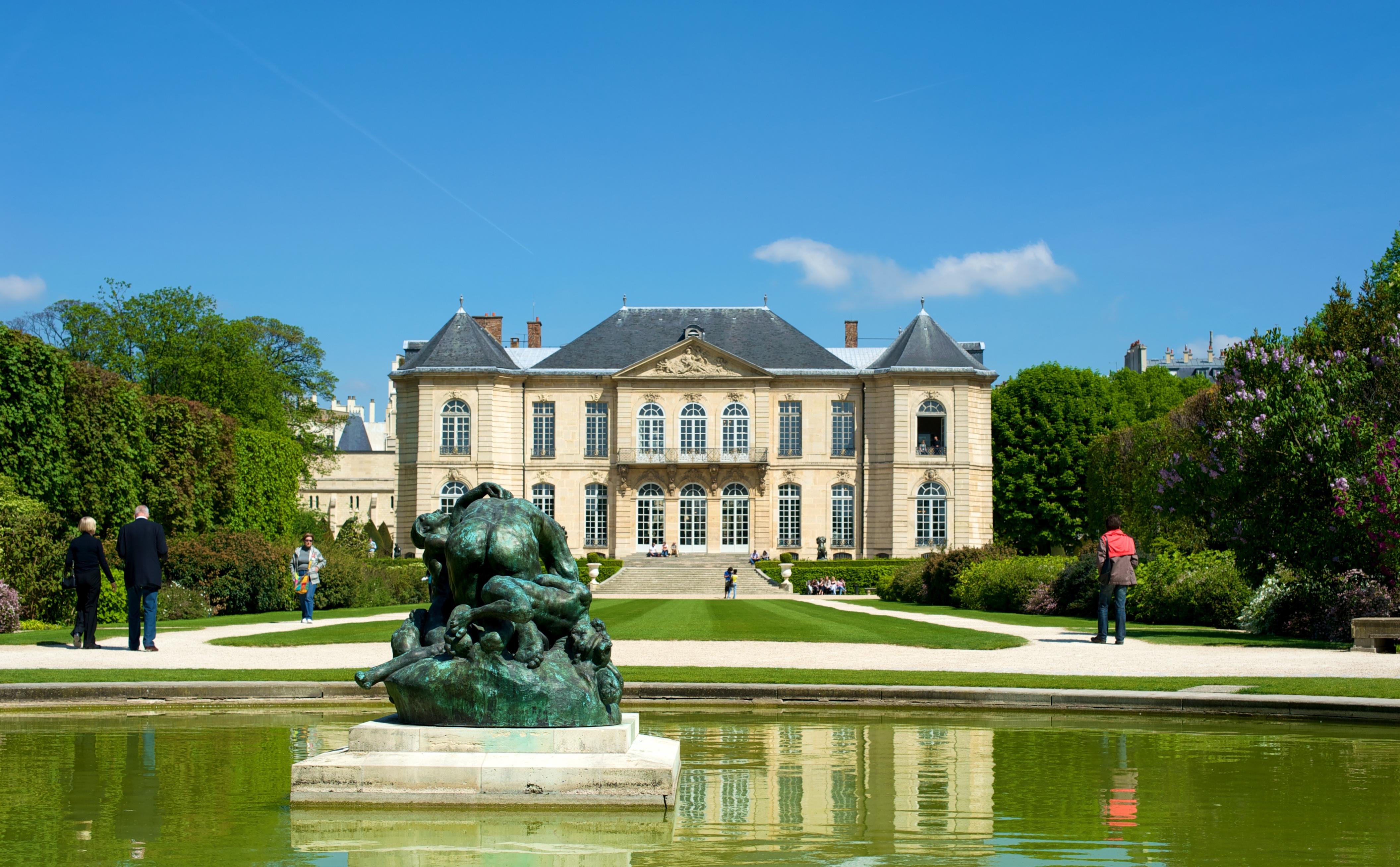 1Jardins du Musée Rodin