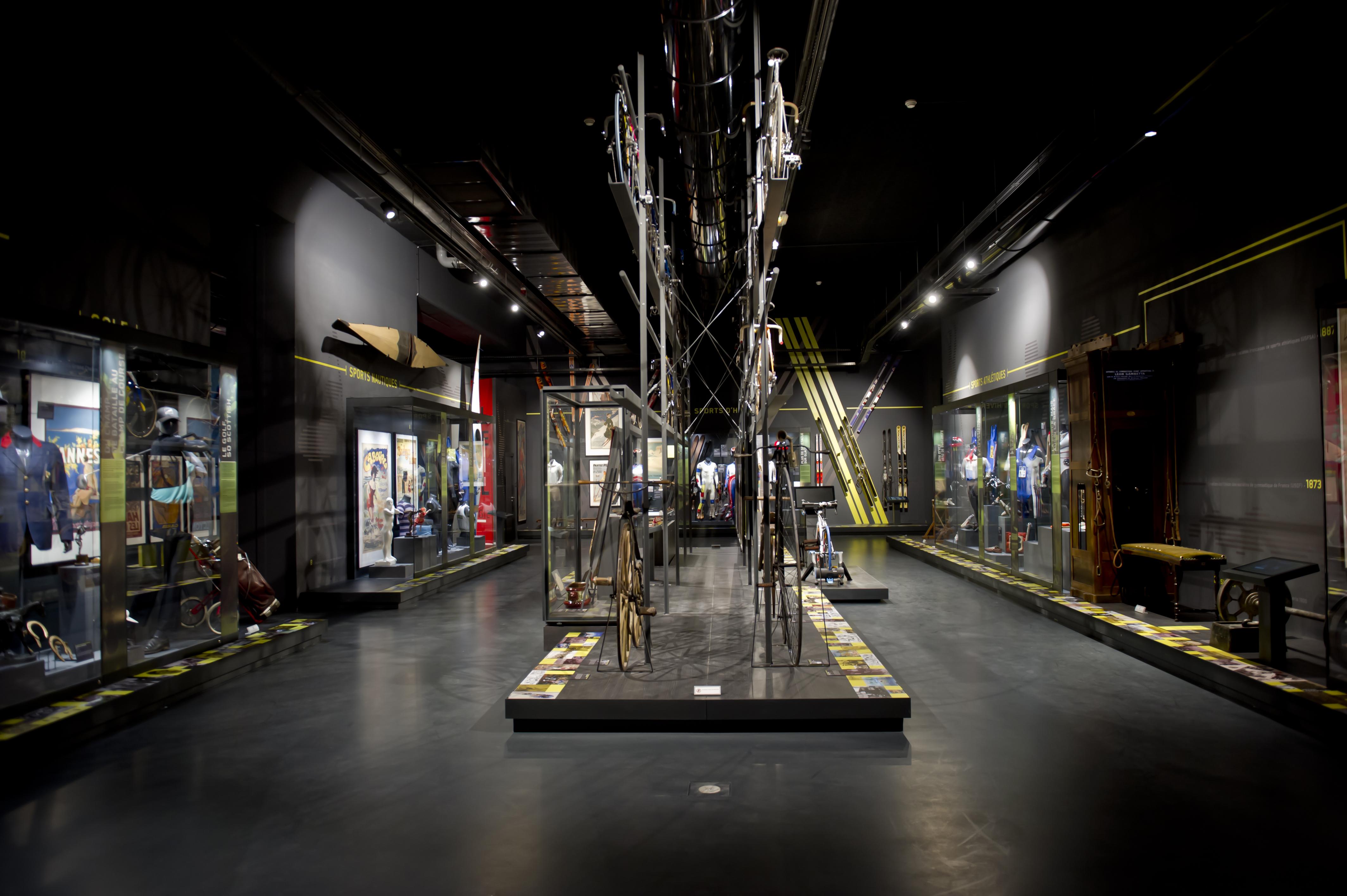 Photo exposition MNS (c) M.Erlich Musée National du Sport (5)