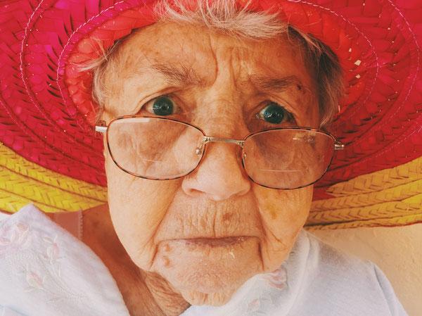 Célébrez vos grands-mères grâce aux grands-mères célèbres !