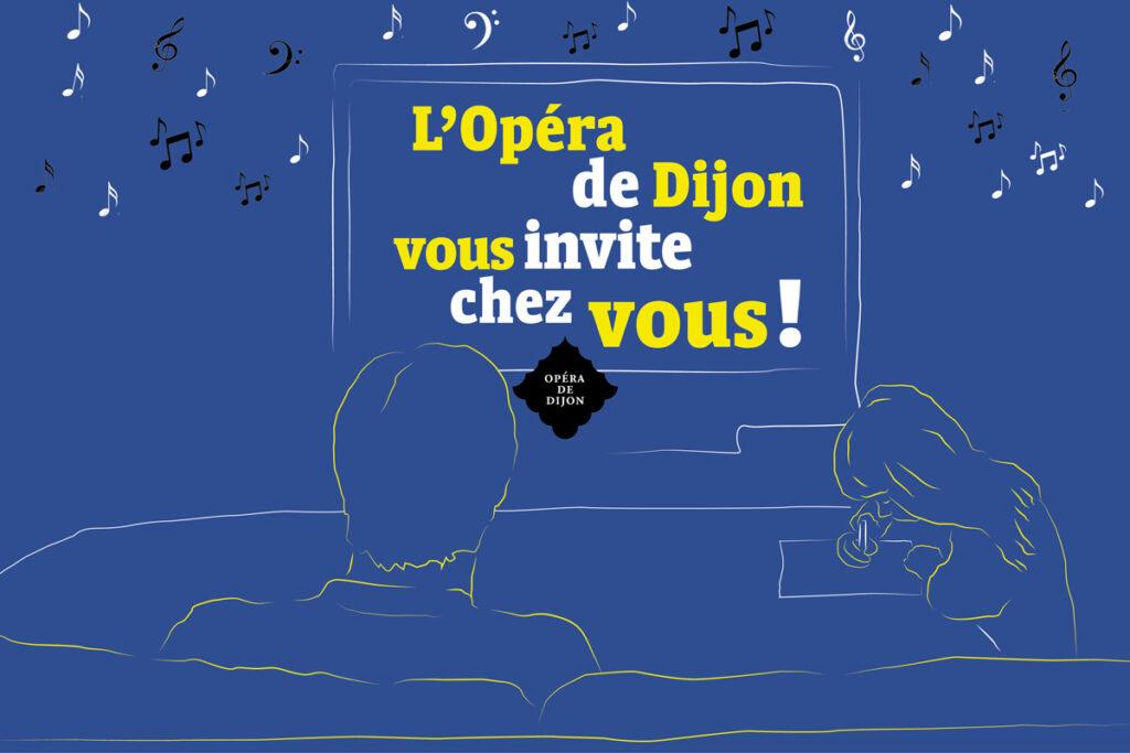 "Initiative ""Chante moi l'opéra"" par l'Opéra de Dijon"