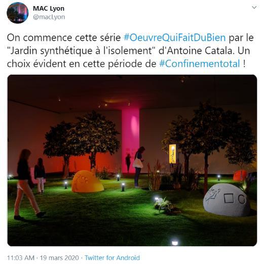 #OeuvreQuiFaitDuBien © MAC Lyon