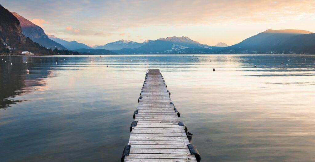 Les Lacs, trésors du monde