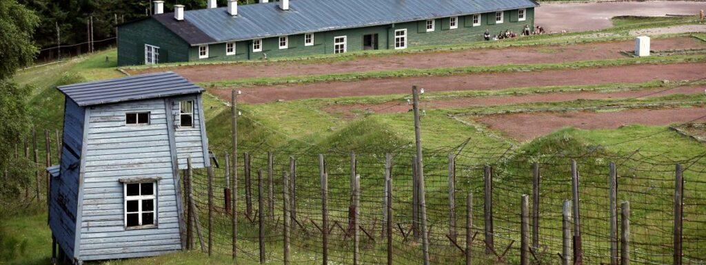 Le camp Natzweiler-Struthof, un témoin de la barbarie nazie