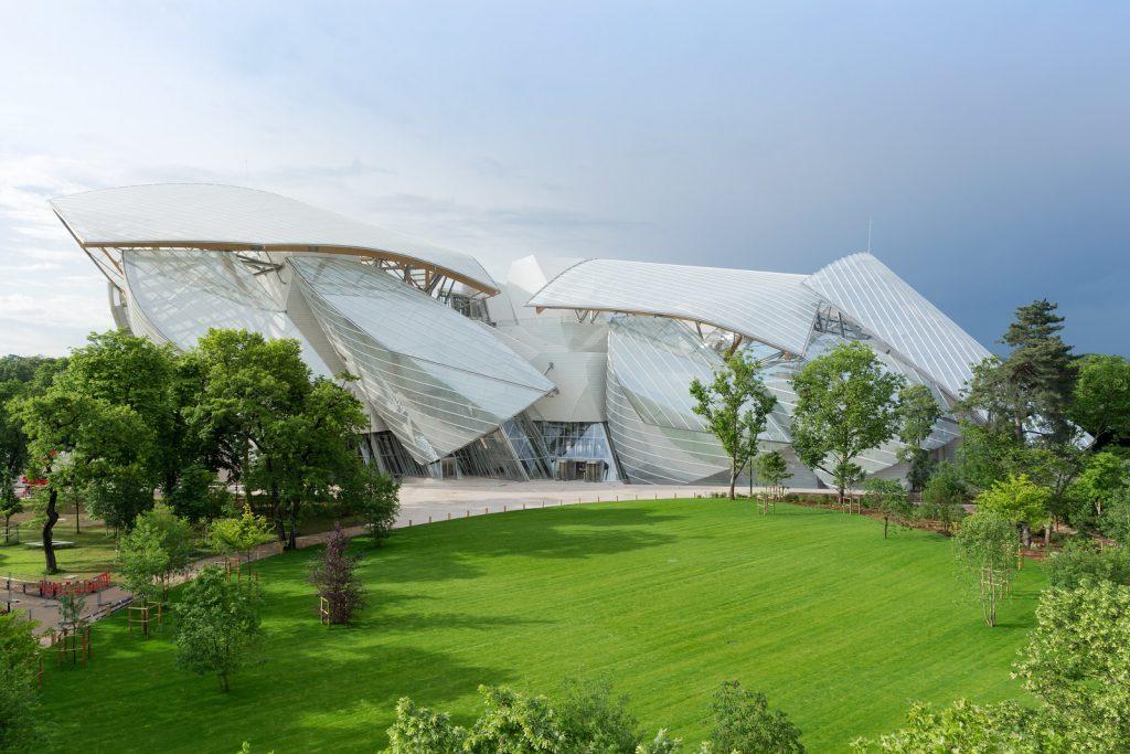 La Fondation Louis Vuitton