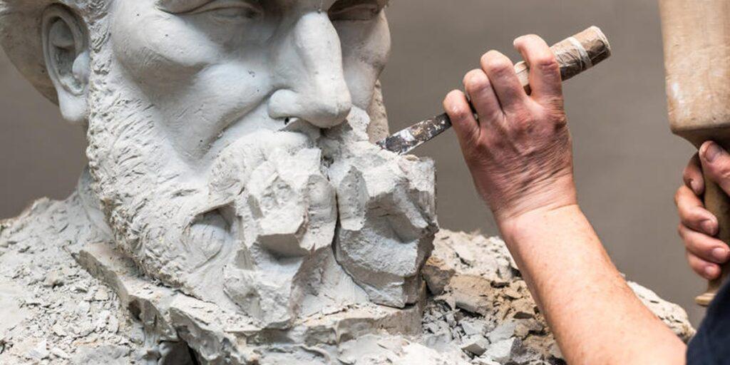 Chronologie de la sculpture ou l'art de la représentation !