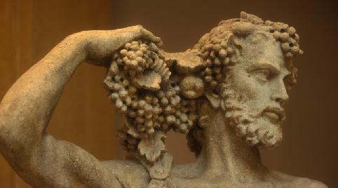 Bacchus, dieu décadent et maître des fêtes