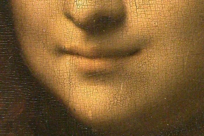 Le sourire de Mona Lisa