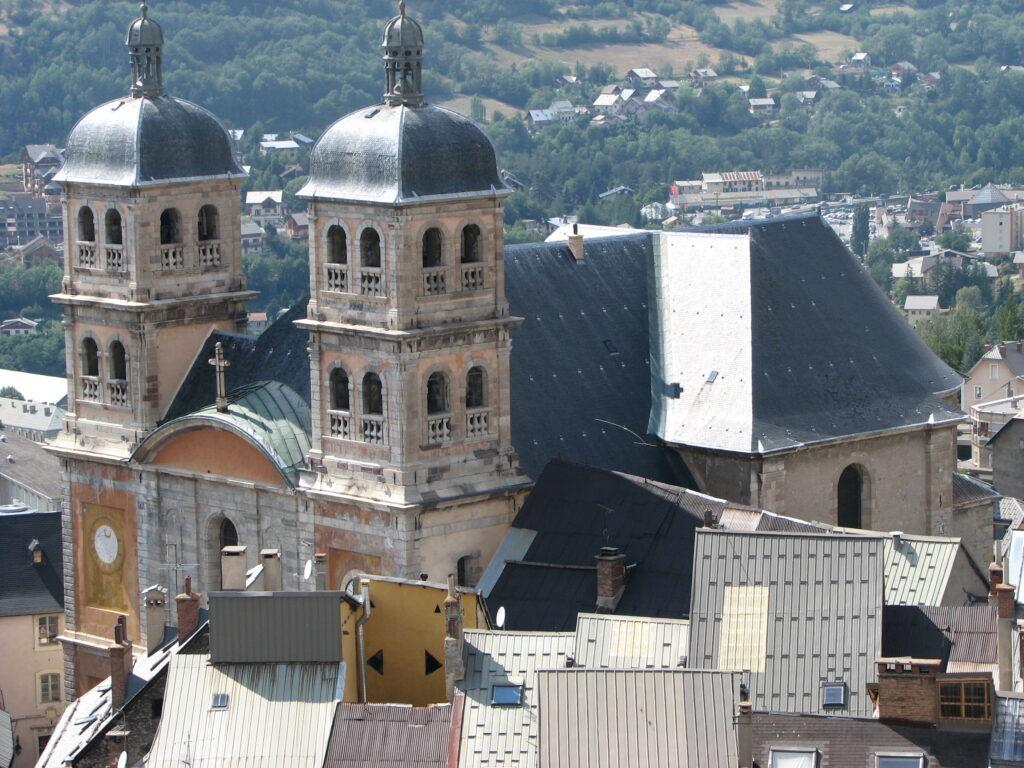 Collégiale Notre-Dame à Briançon