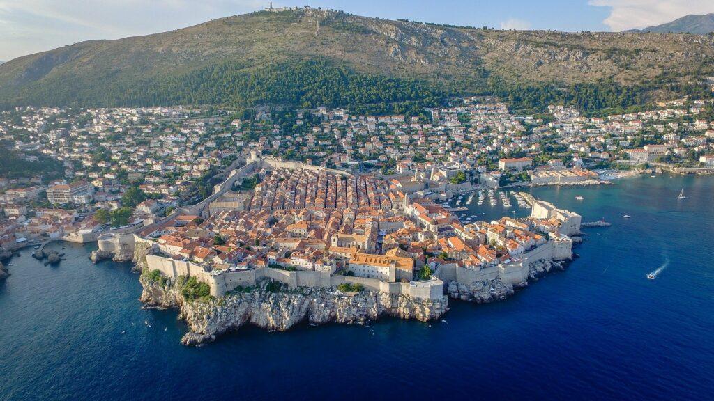 Dubrovnik, capitale croate