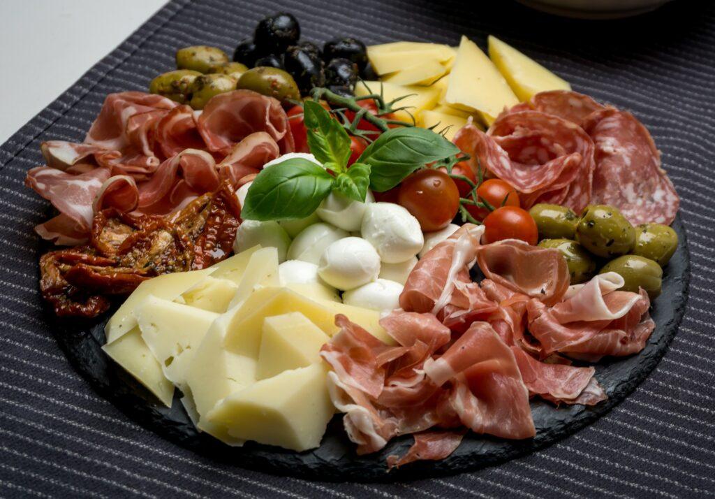 Salade de l'adriatique