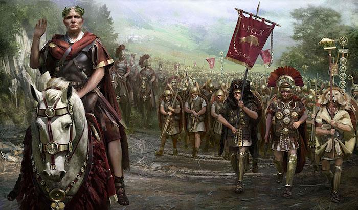 Jules César, éminent stratège, écrivain guerrier