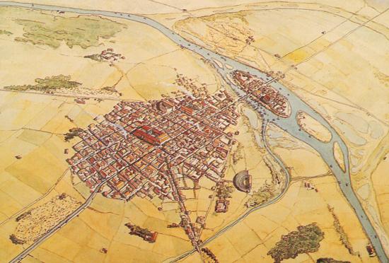 De Lutèce à Paris, vestiges et continuité