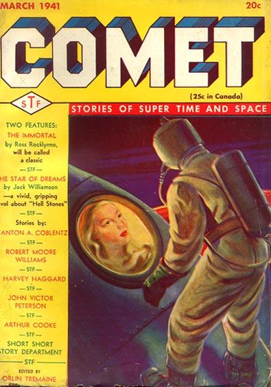 Fanzine Comet