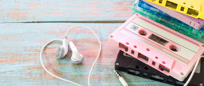 Nostalgie et souvenir musical