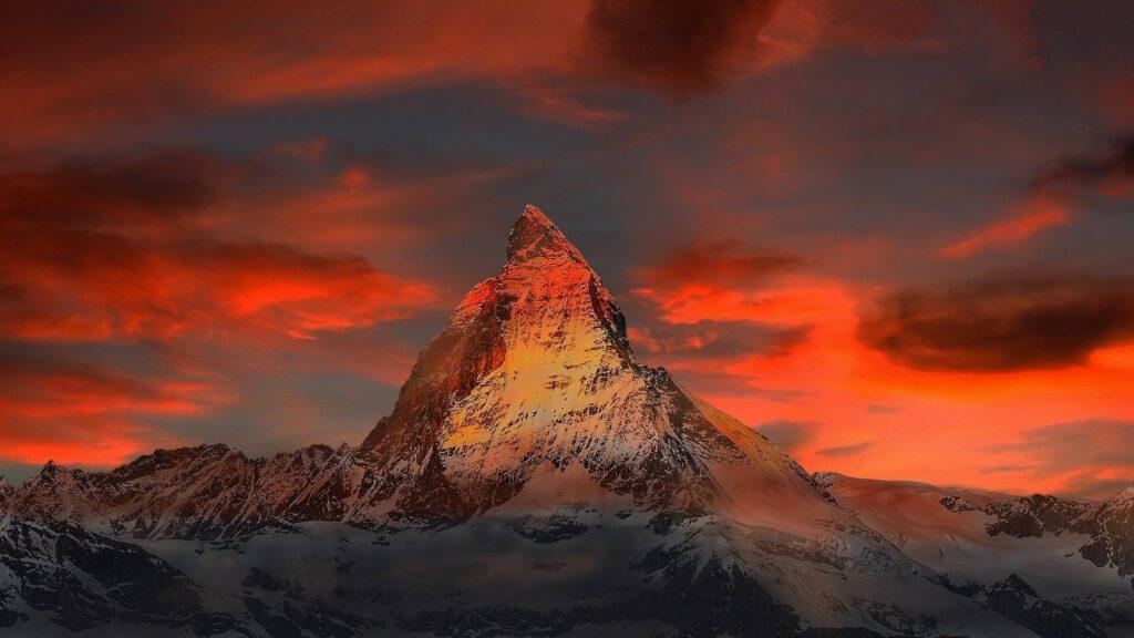 Les Montagnes, trésors du monde