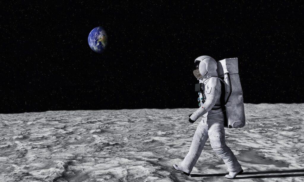 Jules Verne avait déjà imaginé  le voyage lunaire