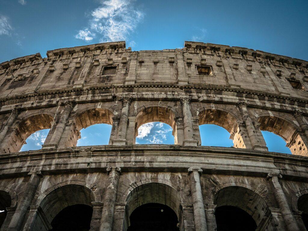 Le Colisée de Rome : berceau des arts circassiens