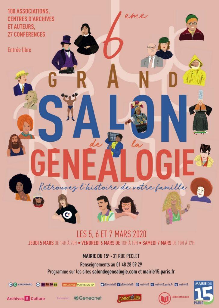 Salon de la généalogie 2020