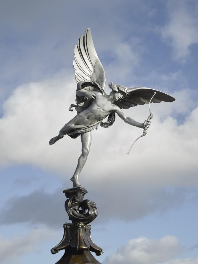 Eros, dieu mythologique et philosophie de l'amour