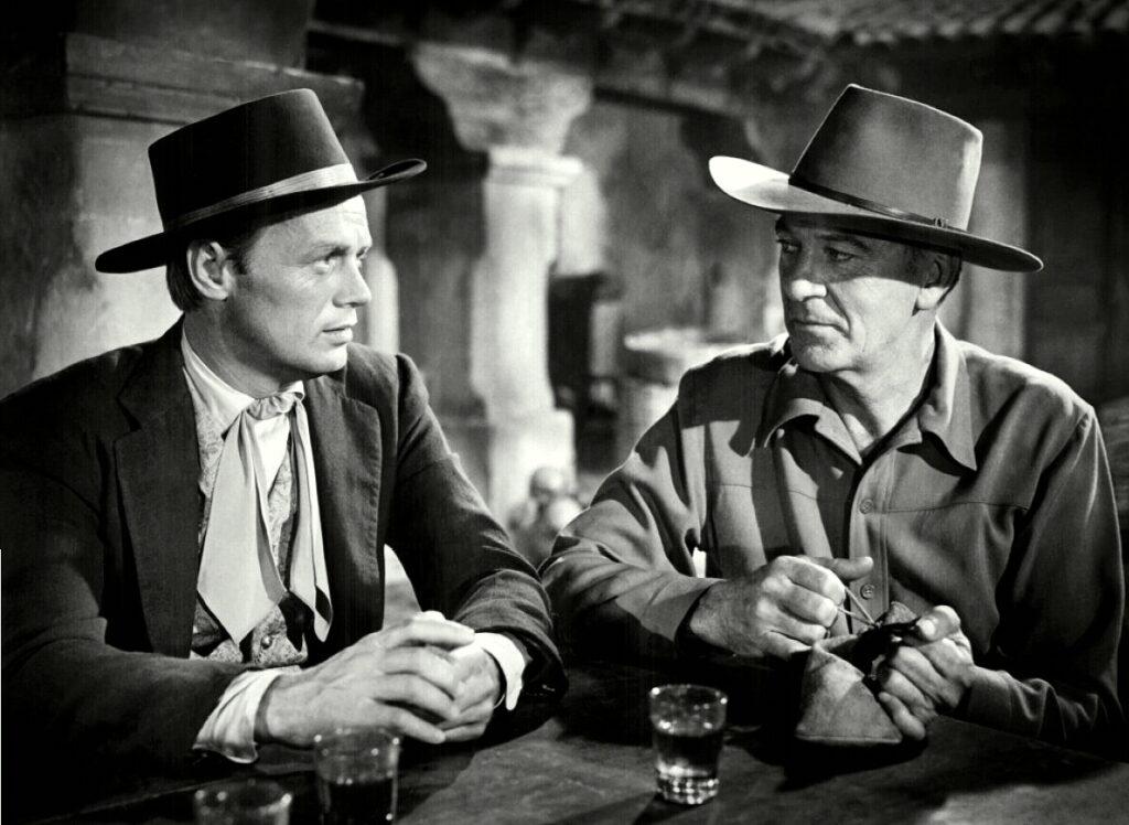 Gary Cooper dans Garden of Evil (1954)