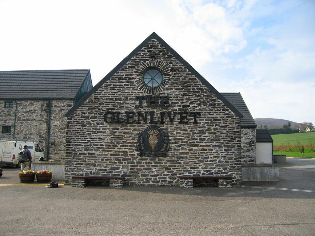 Distillerie Glenlivet