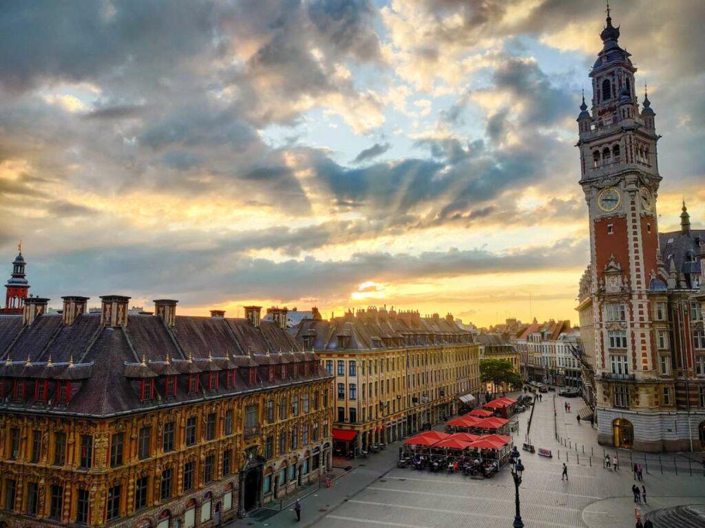 Lille, carrefour culturel européen et identitéaffirmée