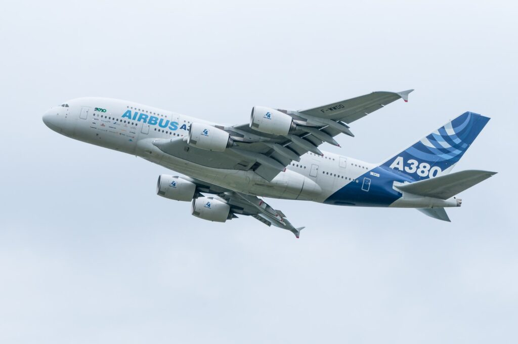 Aviation civile - A380