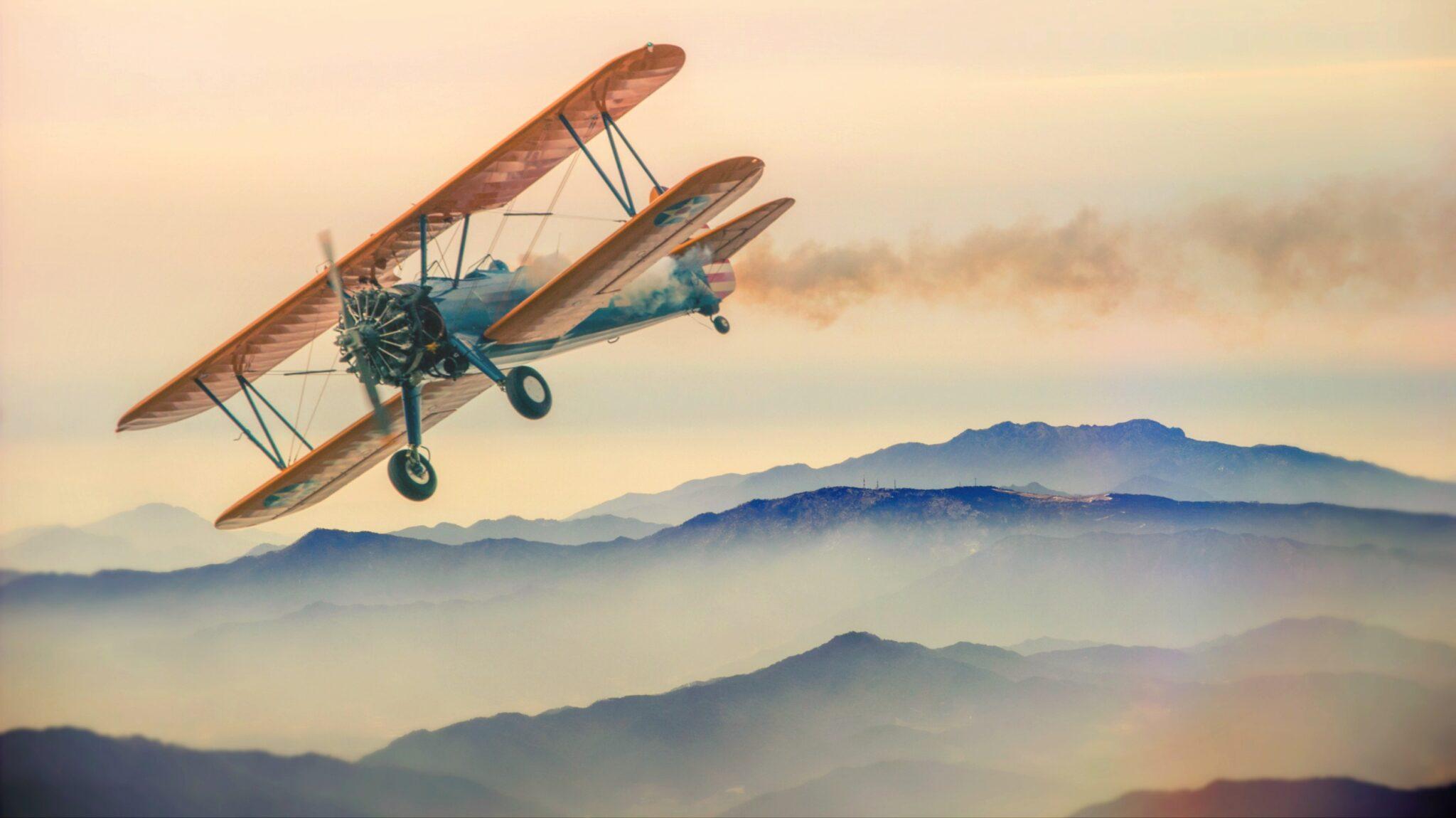 L'Histoire de l'aviation en bref