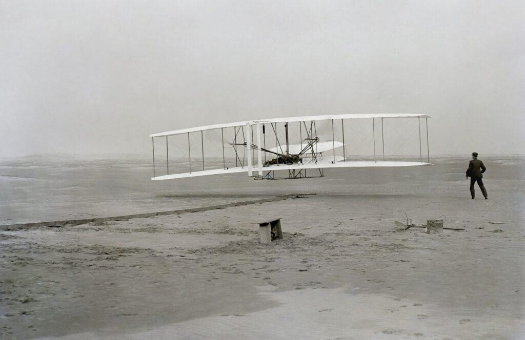 Appareil des frères Wright