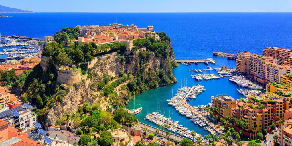 Monaco, ce rocher qui vaut son pesant d'or