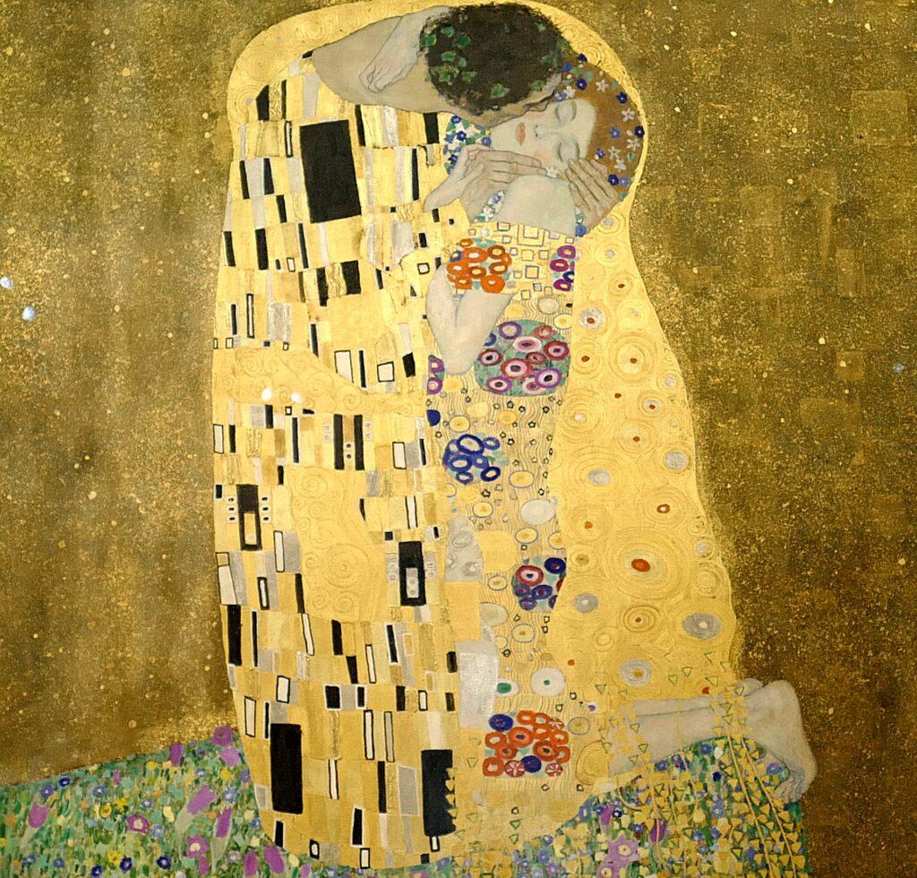 Le Baiser de Gustave Klimt