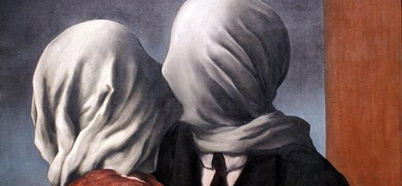 Les amants de Magritte