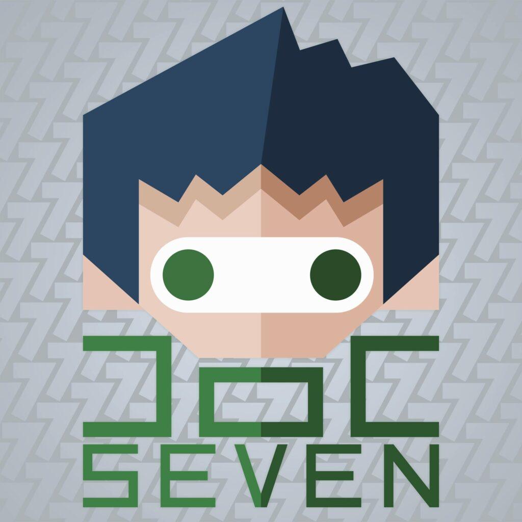 Logo de la chaîne YouTube de Doc Seven