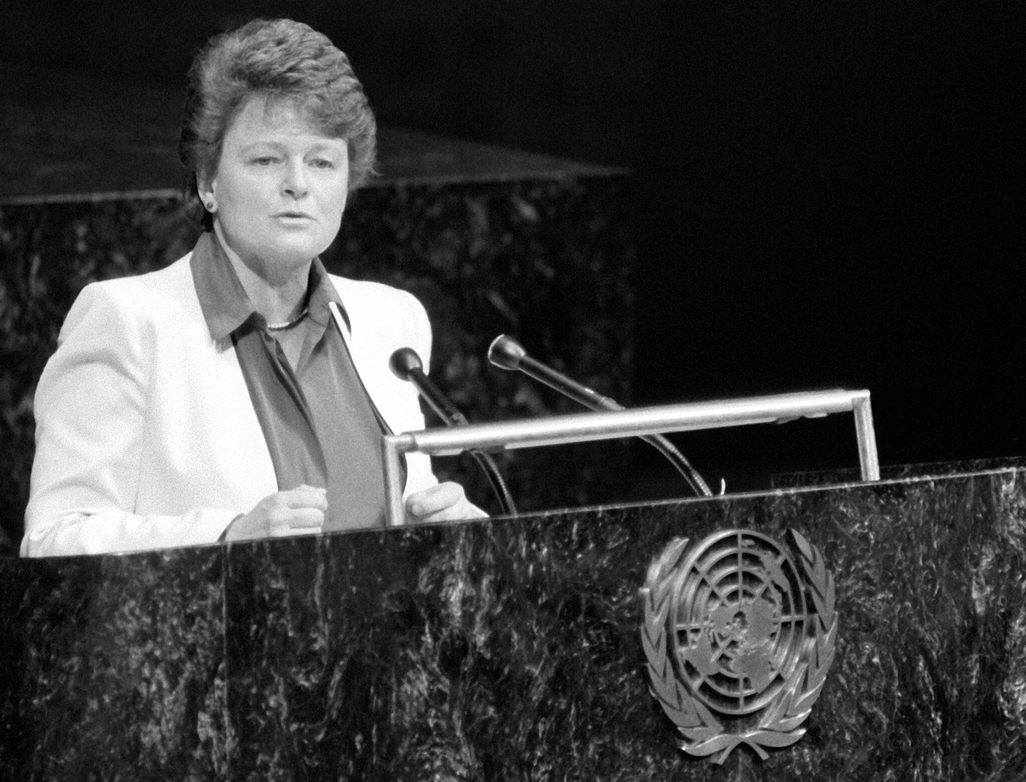 Le rapport Brundtland ou la naissance du développement durable