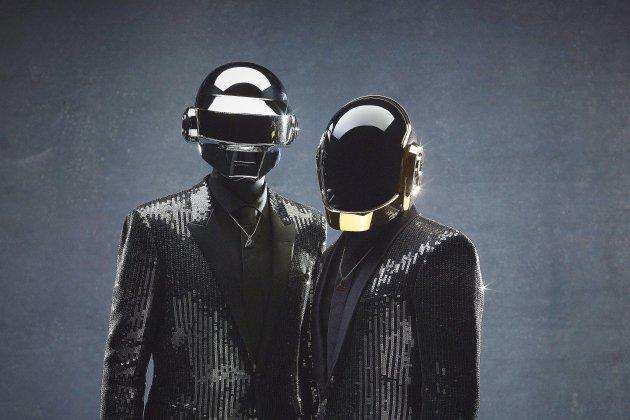 Un inédit de Daft Punk dans notre Playlist de Mars 2021