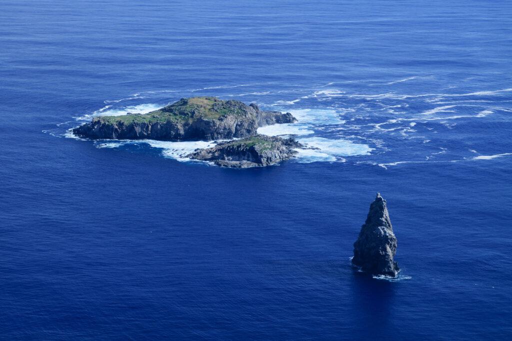 Îlot Motu Nui au large de l'Île de Pâques
