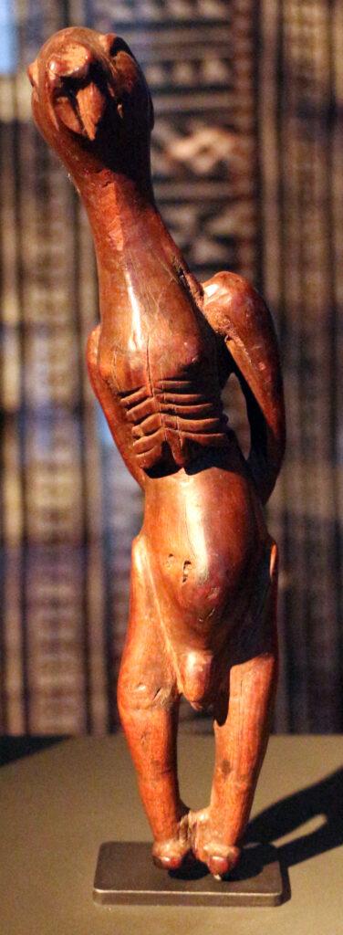 Statuette de l'homme-oiseau