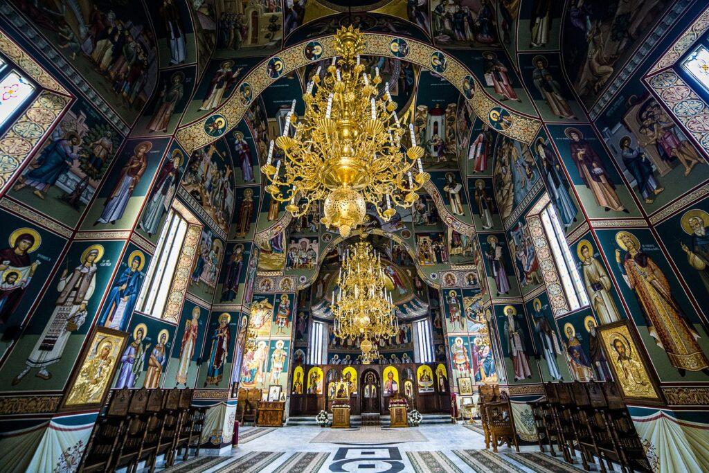 Les monastères peints de la Bucovine