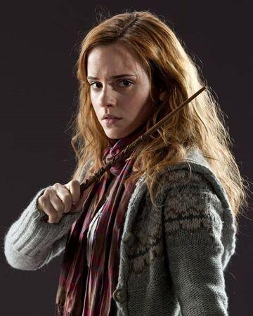 Emma Watson joue le rôle de la sorcière Hermione Granger dans la saga Harry Potter