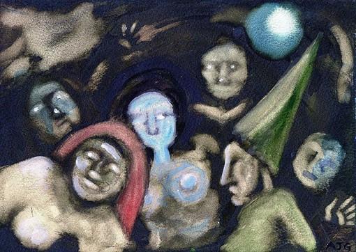 Tony Grist – « Sabbat » / Wikicommons