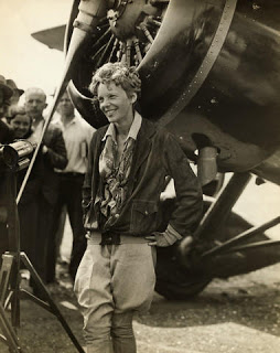 Lettre à Amelia Earhart