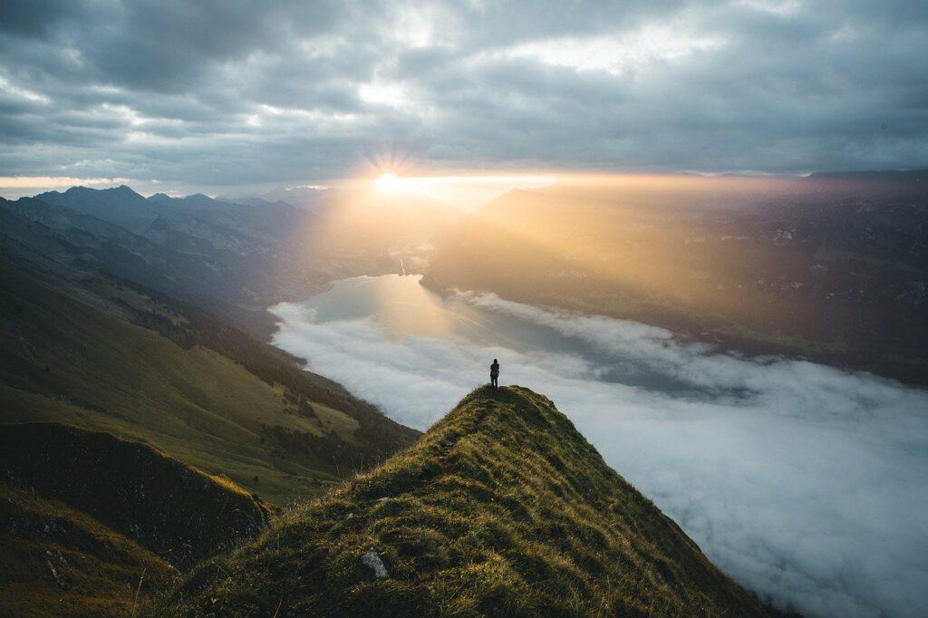 Se sentir connecté à la nature est l'affaire de tous les sens – Photo : Mrexentric / Pixabay