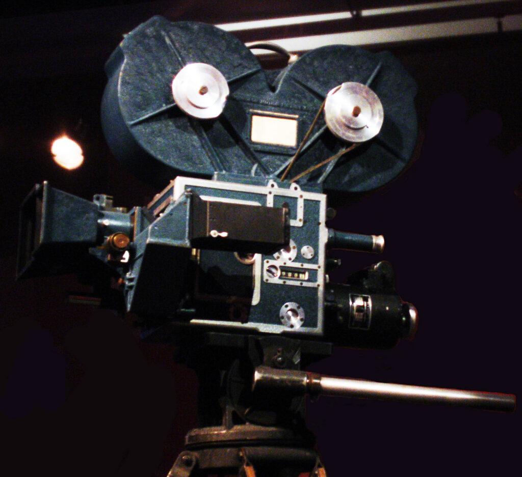 La caméra Technicolor trichrome