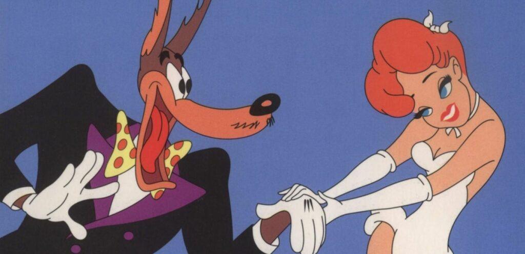 Le loup et le petit chaperon rouge sexy selon Tex Avery