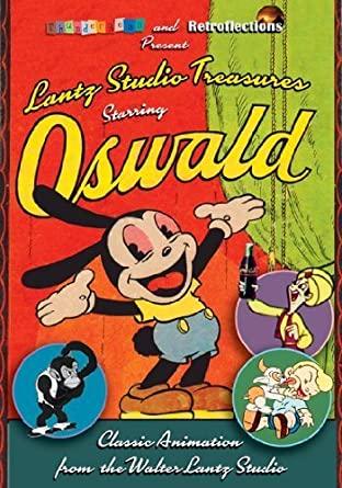 Affiche de Oswald, le lapin chanceux