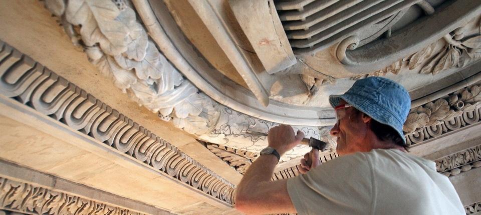 Restauration des Monuments Historiques, métiers d'avenir aux multiples facettes